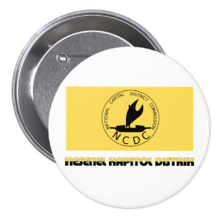 National Capitol District, PNG Pinback Button