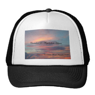 National Caretakers Thank You Trucker Hat