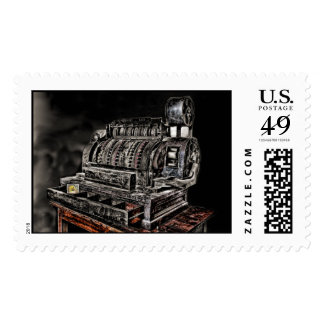 National Cash Register USA Forever Postage Stamp