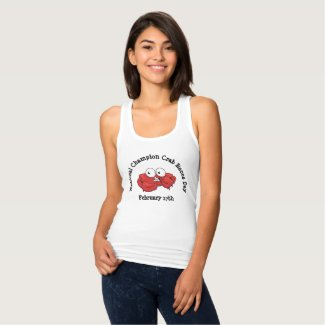 National Champion Crab Races Day Shirt