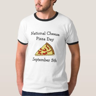National Cheese Pizza Day Food Holidays