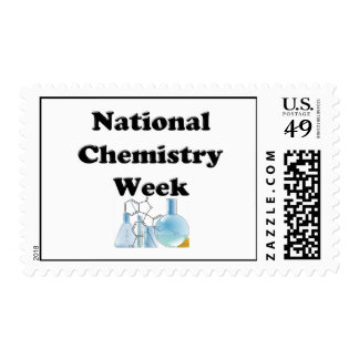 National Chemistry Week Stamps