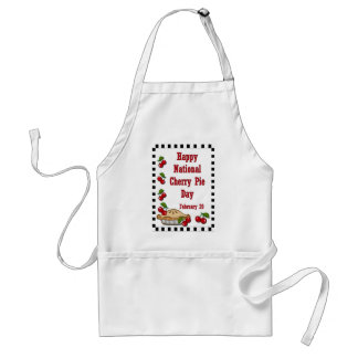 National Cherry Pie Day February 20 Aprons