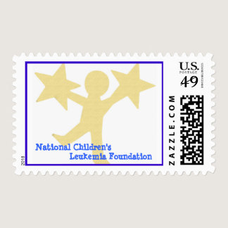 National Children's Leukemia Foundation Postage