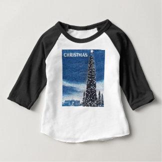 National Christmas Tree Baby T-Shirt