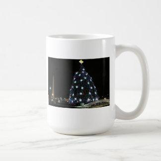 National Christmas Tree Washington Monument Coffee Mug