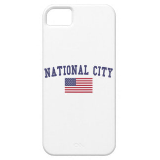 National City US Flag iPhone SE/5/5s Case