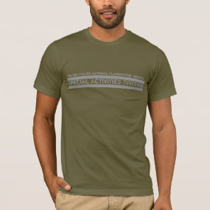 National Clandestine Service T-Shirt