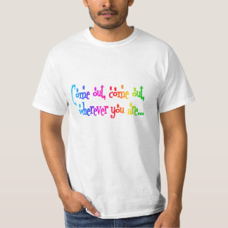 National Coming Out Day (NCOD) LGBT T-Shirt