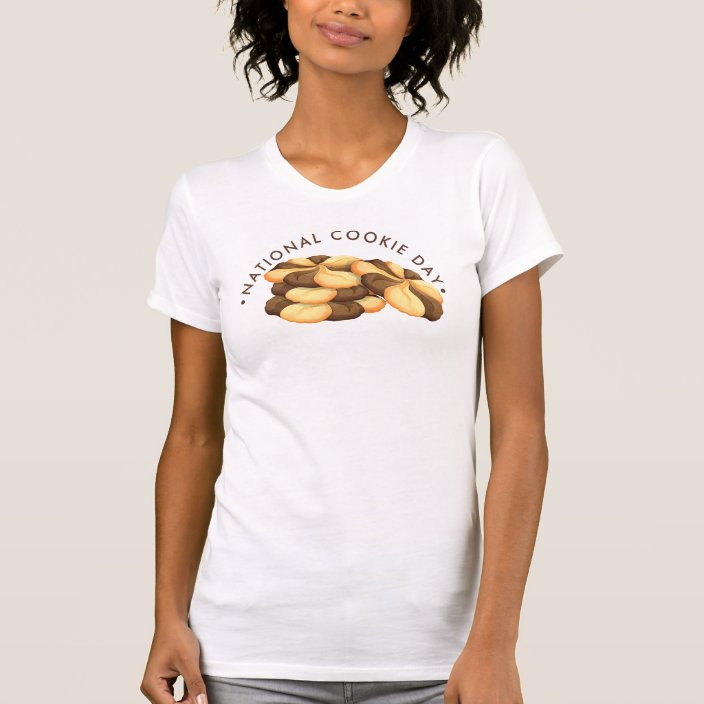 A Cookie Day t-shirt