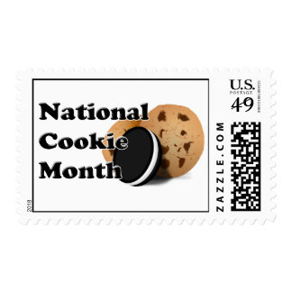 National Cookie Month Postage