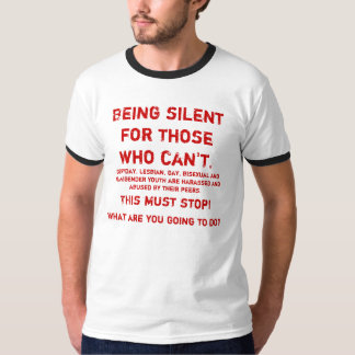 National Day of Silence T-Shirt