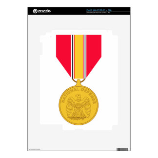 National Defense Service Medal Decal For The iPad 2