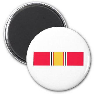National Defense Service Ribbon Refrigerator Magnet