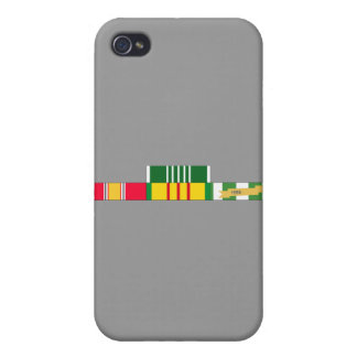 National Defense Service Vietnam Army Commendation iPhone 4/4S Cover