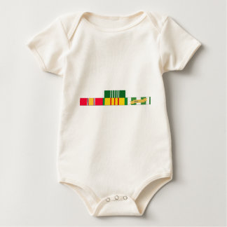 National Defense Service Vietnam Army Commendation Romper