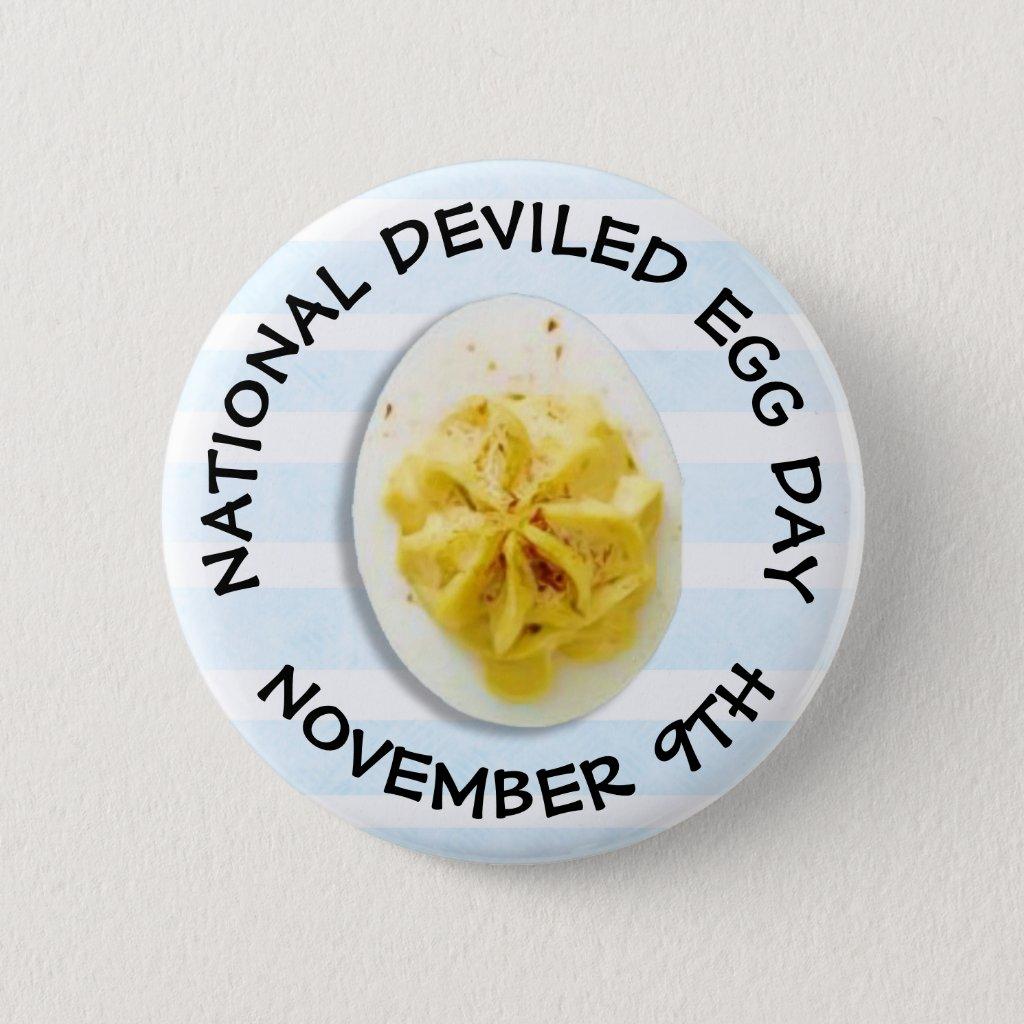 National Deviled Egg Day Food Holiday