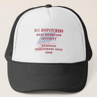 National Dispatchers Week 2008 Trucker Hat