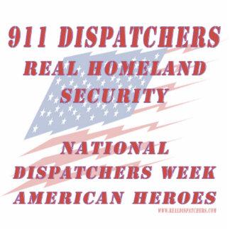 National Dispatchers Week American Heroes Statuette