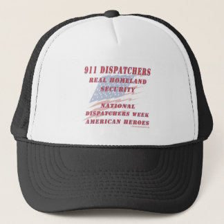 National Dispatchers Week American Heroes Trucker Hat