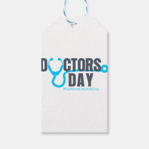 Day Doctor Gift Tags & Gift Enclosures