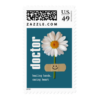 National Doctors' Day Postage Stamps