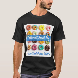 National Donut Day US T-Shirt