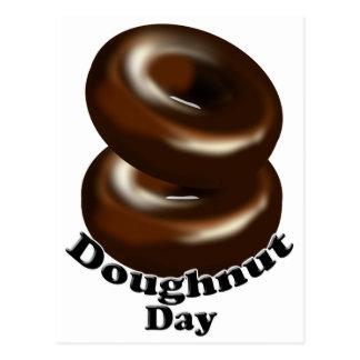 National Doughnut Day Postcard