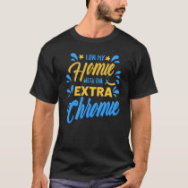 National Down Syndrome Awareness Cute Extra Chromo T-Shirt