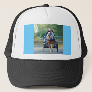 National drive trucker hat