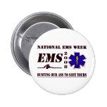 National EMS Week 2008 Button