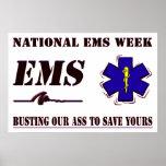 National EMS Week Poster