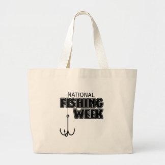 National Fishing Week Bags