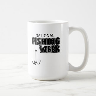 National Fishing Week Coffee Mug