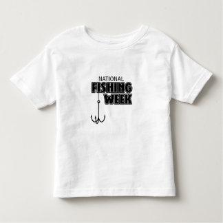 National Fishing Week T-shirt