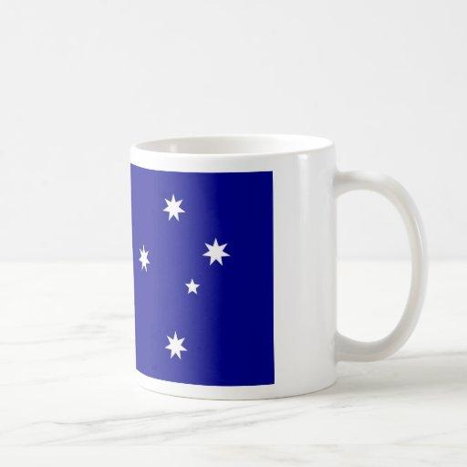 National Flag Australia Classic White Coffee Mug