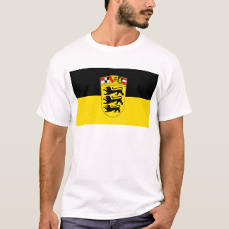 National flag Baden-Wuerttemberg T-Shirt