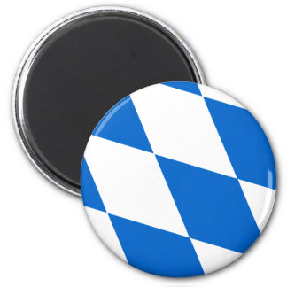 National flag Bavaria Magnet