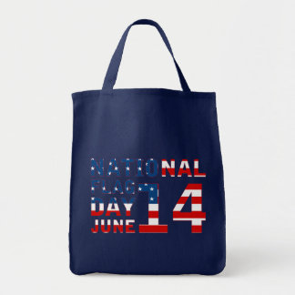 National Flag Day Bags