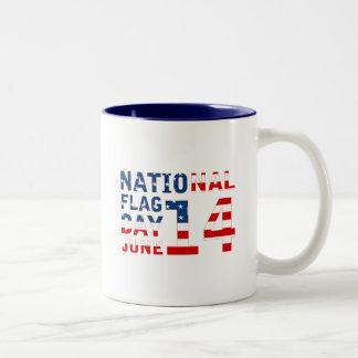 National Flag Day Coffee Mugs