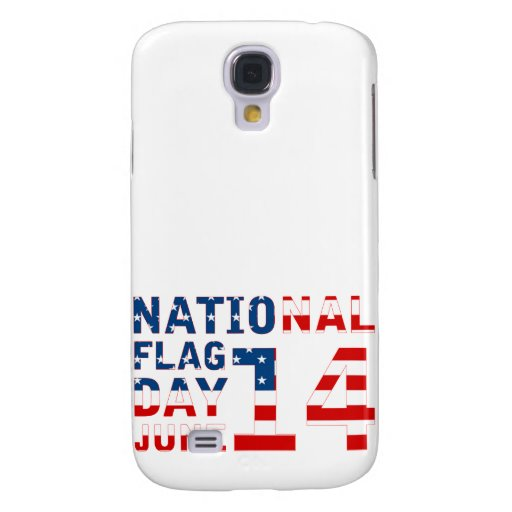 National Flag Day Galaxy S4 Covers