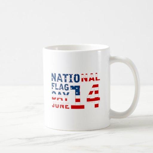 National Flag Day Mugs