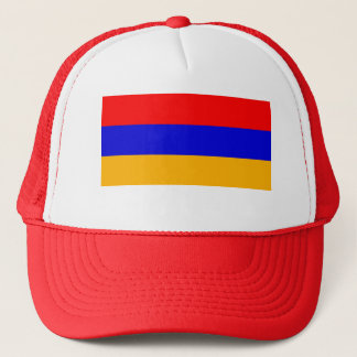 National Flag of Armenia Trucker Hat