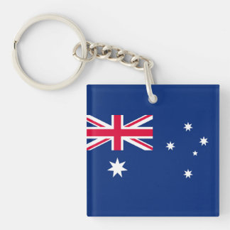 National Flag of Australia Keychain