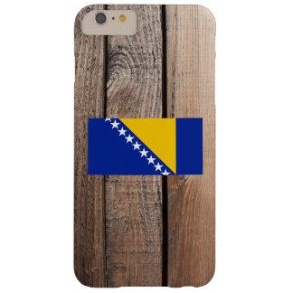 National Flag of Bosnia Herzegovina Barely There iPhone 6 Plus Case