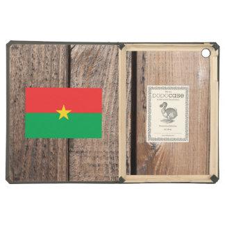 National Flag of Burkina Faso Case For iPad Air