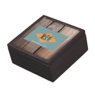 National Flag of Delaware Premium Gift Boxes