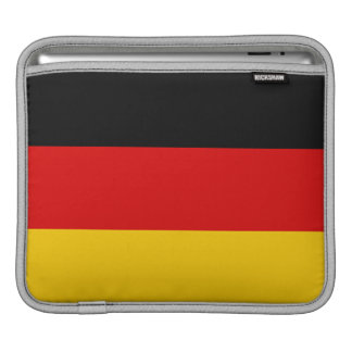 National Flag of Germany Sleeve For iPads