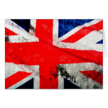 National Flag Of Great Britain Cards