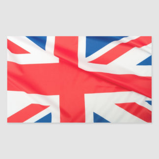 National Flag Of Great Britain Stickers